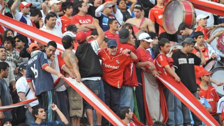 Resultado de imagen para Independiente argentina barra